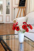 Interiors and decoration — Stock Photo