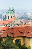 Prague city — Stockfoto
