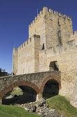 Castel Sao Jorge — Stock Photo
