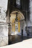 Architectural arches — Stock Photo