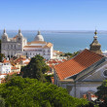 Lisbon View — Stock Photo #7335804