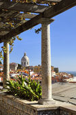 Lisbon View — Stock Photo