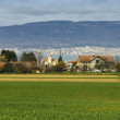 Stock Photo: Lake Neuchatel