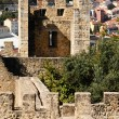 Castel Sao Jorge - Stock Photo