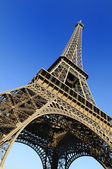 The Eiffel Tower — Stockfoto