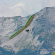 Hang gliding in Slovenia — Stock Photo #6757483