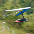 Hang gliding in Slovenia — Stock Photo #6830334