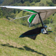 Hang gliding in Slovenia — Stock Photo #6830478