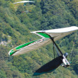 Hang gliding in Slovenia — Stock Photo #6830480