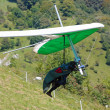 Hang gliding in Slovenia — Stock Photo #6830504