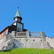 Small church in the Alps — Stock Photo #6876807