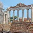 The Roman Forum — Stockfoto