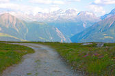 Mountans in Switzerland — Foto Stock
