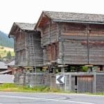 Village in Switzerland — Stock Photo
