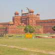 Delhi Red Fort — Stock Photo
