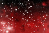 Abstract christmas red background — Foto de Stock