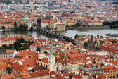 Old Town in Prague — Foto Stock