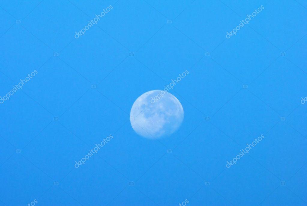 满月亮 — 图库照片08telliott#6881830