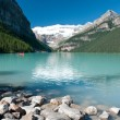 Lake louise — Stockfoto