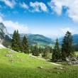 Mythen landscape — Stock Photo