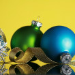 Christmas ornaments — Stock Photo #7740171