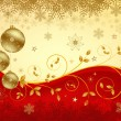 Royalty-Free Stock Immagine Vettoriale: Christmas background vector