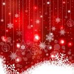 Christmas background vector — Stock Vector #6910270