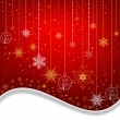Christmas background vector — Stock Vector #6910282