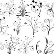 Royalty-Free Stock Vector Image: Ornamental design elements - vector