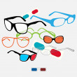 Glasses set — Stock Photo #7198732