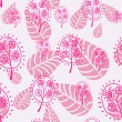 Floral seamless pattern — Stock Vector #7199388