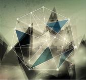 抽象矢量背景 — 图库矢量图片