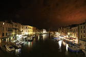 Night Venice — Stock Photo