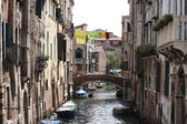Beatiful little canal — Stock Photo