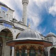 Mosque washing pavilion - Stock Photo