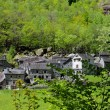 Ticino mountain village — Stock Photo