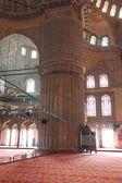 Blue mosque, Istanbul — Foto de Stock