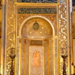 Mihrab of Hagia Sofia — Stock Photo