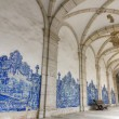 Постер, плакат: Church and cloister Sao Vicente de Fora Lisbon