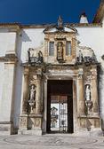 Porta Ferrea or 'iron gate Coimbra — Stock Photo