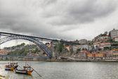 Oporto panorama, Portugal — Stock Photo