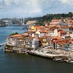 Old Porto city centre, Portugal — Stock Photo #7148692