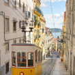 Royalty-Free Stock Photo: Lisbon\'s Gloria funicular, Portugal