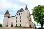 Castle Nyon — Stock Photo