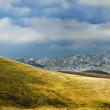 Steppe in Durmitor National Park, Montenegro — Stock Photo