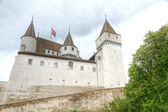 Nyon castle — Stock Photo