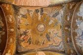 Fine mosaic in Chora church — Stock Photo