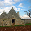 Trulli house - Stock Photo