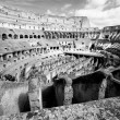 Stock Photo: Coliseum interiors
