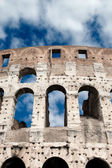 Coliseum Archs — Stock Photo